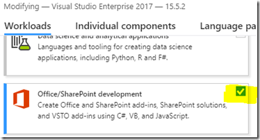 Creating a Visio Add-In in VS2017 | MSDev pro blog