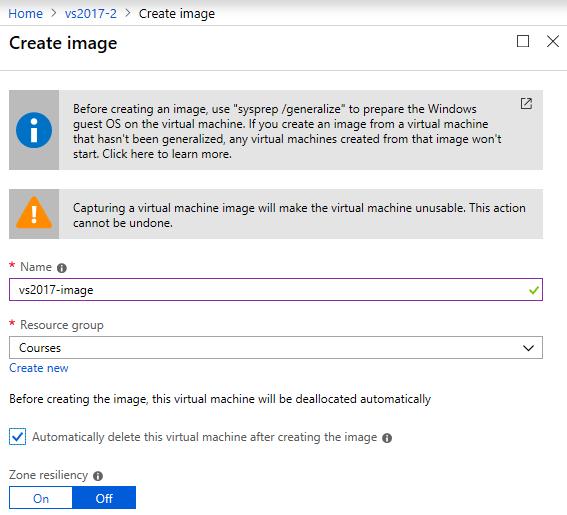Creating multiple identical VMs in Microsoft Azure | MSDev